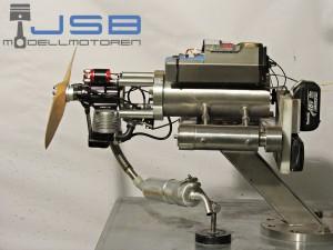 JSB-Modellmotoren Technik